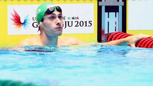 Nicholas Quinn heads into Olympic action high on confidence