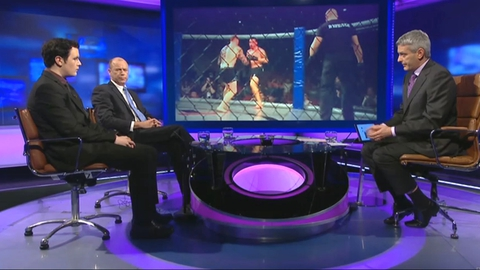 Prime Time Extras: Should Mixed Martial Arts be Banned?