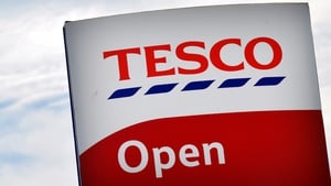 Tesco said that like-for-like sales in Ireland grew by 0.1% over the 19-week period