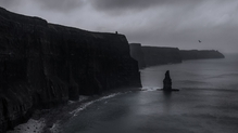 A stormy scene at the Cliffs of Moher (Pic: Trevor Dubber)