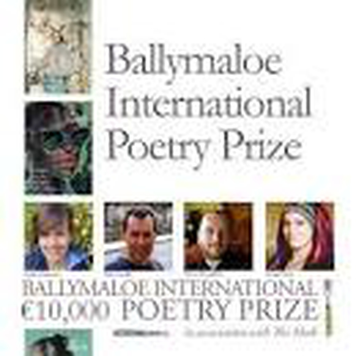 Winner of the Ballymaloe International Poetry Prize 2016