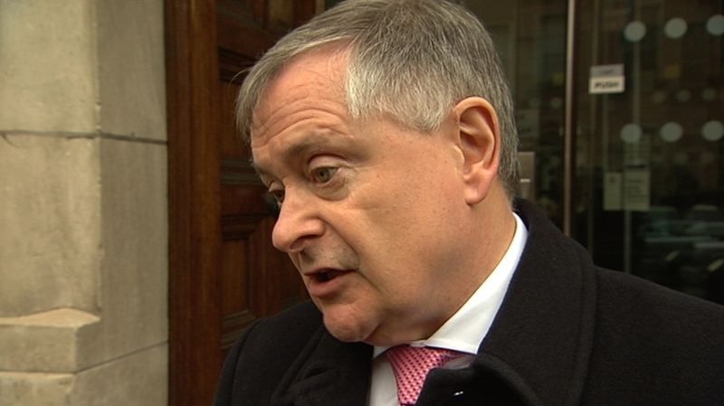 Brendan Howlin said the Catholic Church has a clear view on the issue