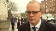 Simon Coveney is hopeful a vote for Taoiseach can happen tomorrow