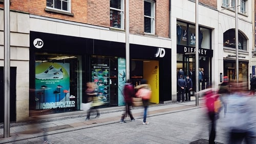 Britain's JD Sports buys Go Outdoors for 112 mln stg