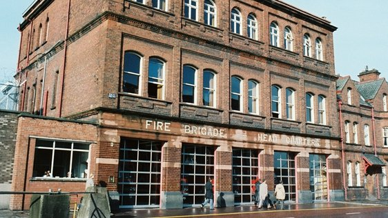 Belfast Fire Brigade's Headquarters (1982)