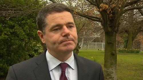 Paschal Donohoe said action will be taken if financial top-ups irregularities in HSE-funded bodies are found