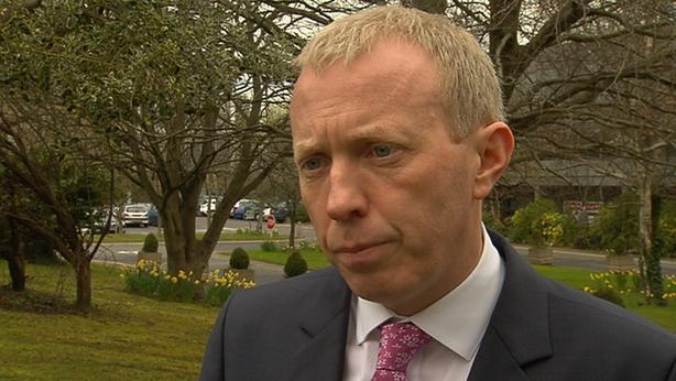 Fianna Fáil TD Timmy Dooley
