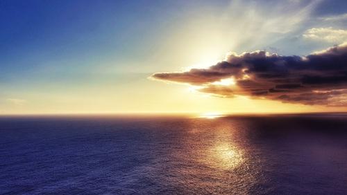 Sunset over Bray Head, Valentia Island, Co Kerry (Pic: James Grandfield)