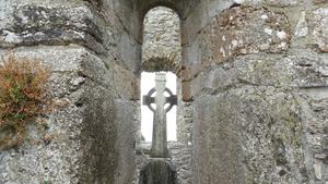 Clonmacnoise (Pic: Artur K. Dormann)