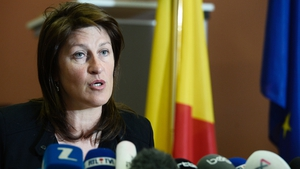Belgium's transport minister Jacqueline Galant has resigned following accusations she lied about a report criticising airport security
