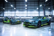 The only car that came anywhere near the manufacturer's fuel efficiency claims was the Aston Martin Vantage - one of the least fuel-efficient cars in the world.