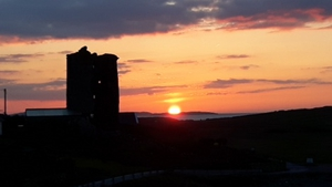 Grace O'Malley Castle - Renvyle on the Wild Atlantic Way in Connemara, Co Galway (Pic: Priscilla Diamond)