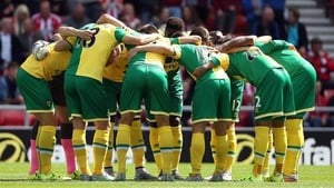Norwich face Man United in the lunchtime kick-off