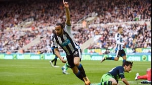 Andros Townsend scored and provided two assists in Newcastle's victory