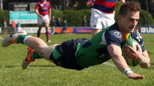 Sam Cairns was on song for Ballynahinch