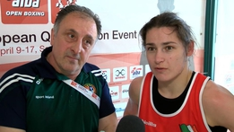 Katie Taylor Post-Fight Interview