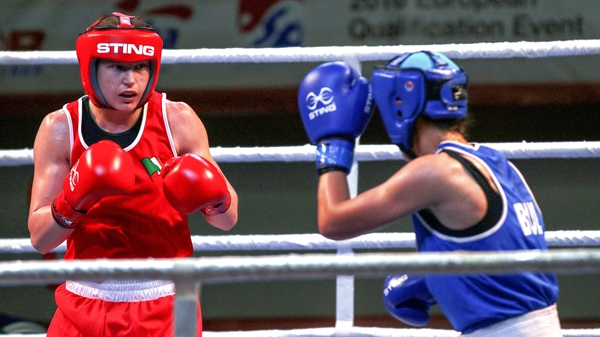 Katie Taylor has yet to seal her place at the Olympics