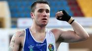 VIDEO: David Oliver Joyce realises Olympic dream