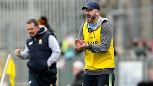 Donal Óg Cusack worked alongside Davy Fitzgerald with the Clare senior hurlers