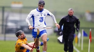 Clare and Waterford will meet in a League final for the first time this year