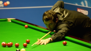 Ronnie O'Sullivan is chasing his sixth World Championship