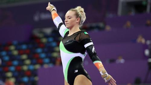 London-born Ellis O'Reilly will represent Ireland in Rio