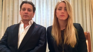 Heard and Depp apologise for dog smuggling in awkward video
