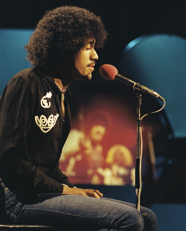 Phil Lynott on 'Me and My Music' (1976)