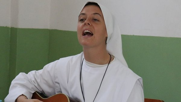 Sister Clare Theresa Crockett was based in Playa Prieta with the Home of the Mother order