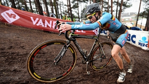 Femke van den Driessche was banned for using a motor in her bike during a cyclo cross event