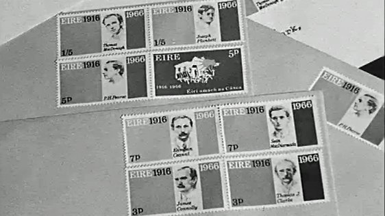 1916 Commemoration Stamps (1966)