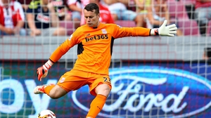 Stoke City goalkeeper Shay Given