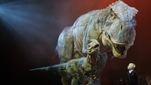 Dinosaurs were wiped out 66 million years ago