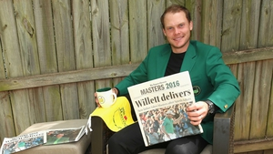 Danny Willett is now number nine in the world