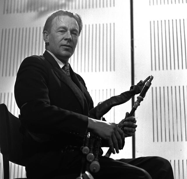 Seamus Ennis (1963)