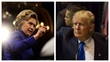 Clinton and Trump take New York