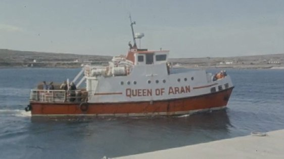 Queen of Aran (1986)