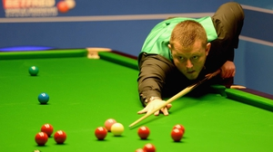 Mark Allen lost out to Ding Junhui