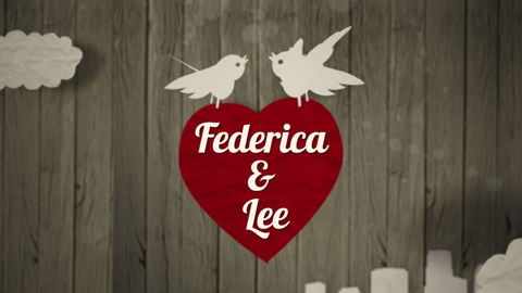 Federica and Lee