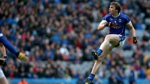 Gearóid McKiernan was to the fore as Cavan made it back to Division 1 after an absence of 20 years