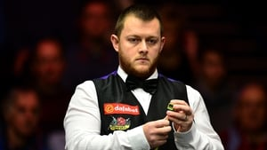 Mark Allen wasted no time in sealing his passage to round two