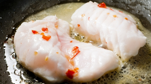Pan Fried Monkfish, Creamy Brandade: Today show