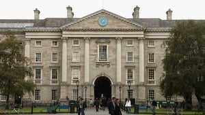 Trinity College says that any shortfall will be made up from the university's future commercial revenues
