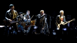 Rattle and Bum - U2 'busting their a**' to finish album