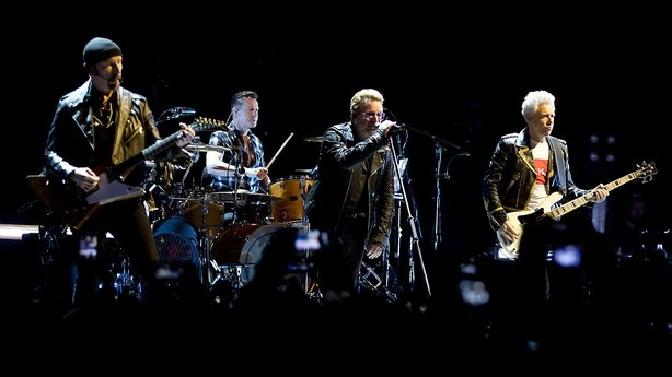 U2 Confirm Songs of Experience Album and Tour