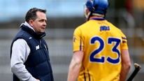 Clare football manager Colm Collins is delighted with his side's progress