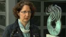 Shari McDaid says the budget needs to be restored this year