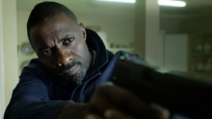 Idris Elba plays CIA maverick Sean Briar
