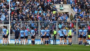 Dublin are favourites to retain their All-Ireland title