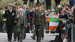 State Commemoration of the 1916 Easter Rising: Roger Casement Ceremony